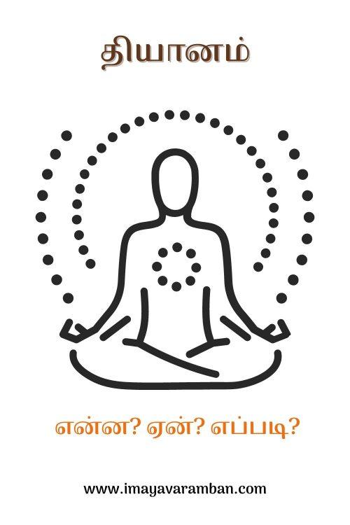 தியானம் செய்வது எப்படி